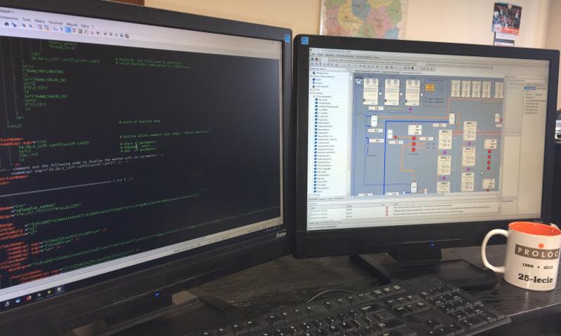 Stanowisko programowania